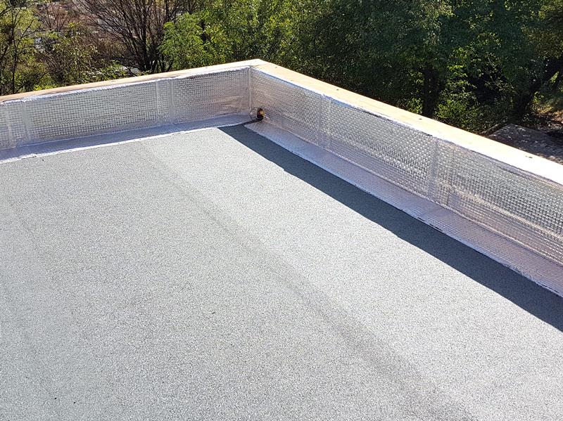 Isoler toit plat