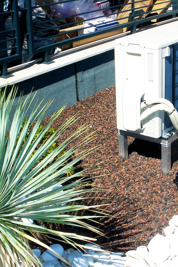 Toit plat - toit terrasse végétalisé